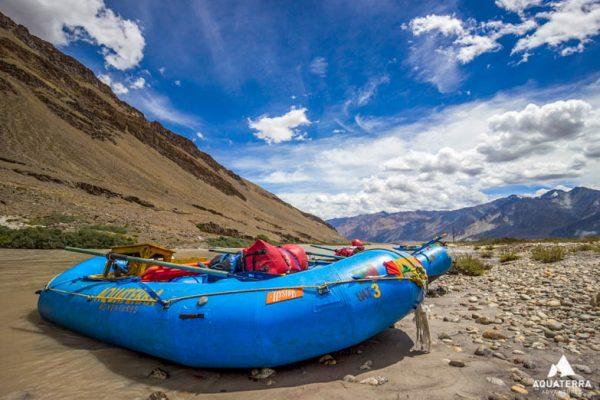 Zanskar River Rafting Expedition in Leh-Ladakh