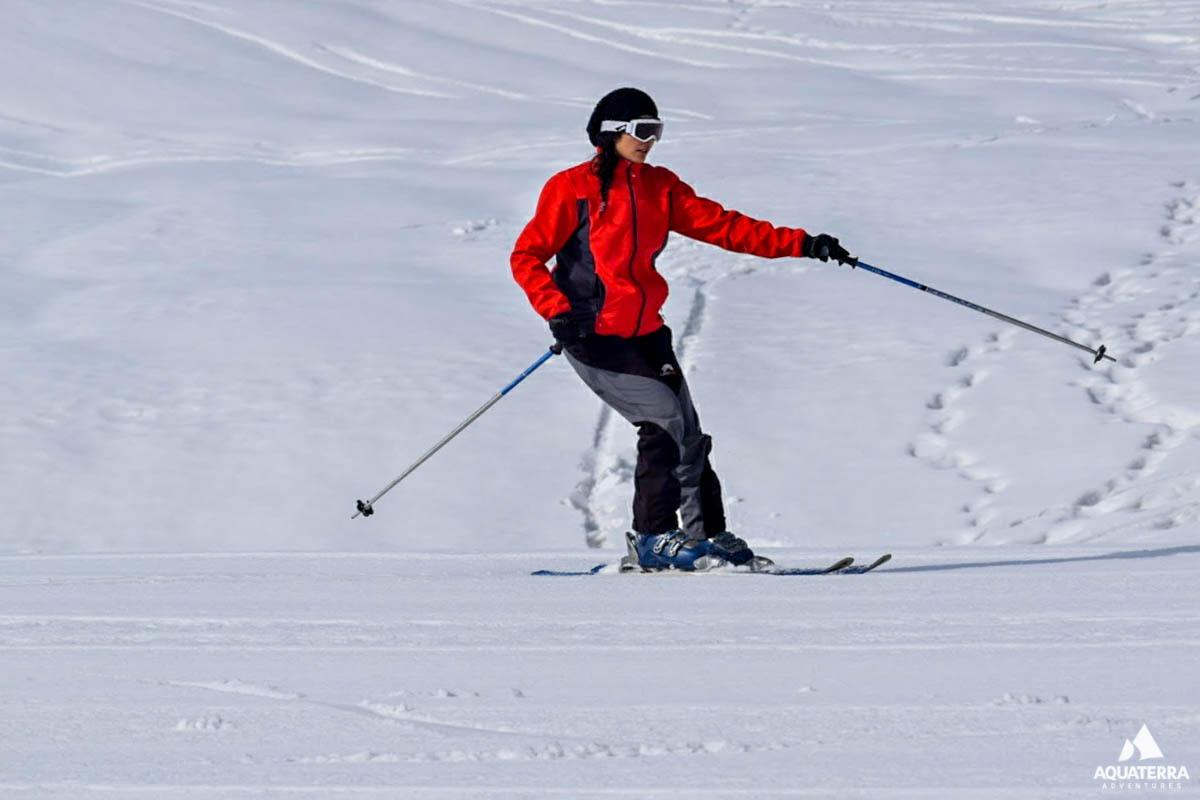 Ski Clinic in Gulmarg